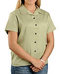 Womens Camp Shirt, Clearance