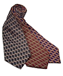 Spanish Steps Polyester Neck Ties