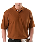 Mens Short Sleeve Solid Sport Shirt 6oz, Clearance