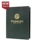 Value Casebound Menu Covers