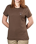 Womens Ringspun Cotton Tee