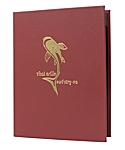 Premium Casebound Menu Covers