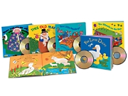 Sing-Along Read-Along Classics with CDs
