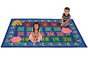 Numbers U0026 Letters Activity Classroom Carpets