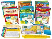 Real-World Math Problem Solving Kits - Complete Set - Gr. 3-5
