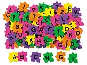 peel stick puzzle letters