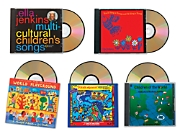 Multicultural Music CD Library