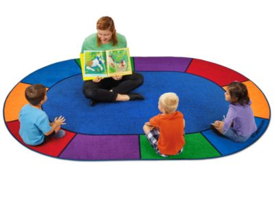 a place for everyone circle time classroom carpets at lakeshore learning
