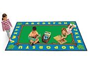 alphabet activity carpets