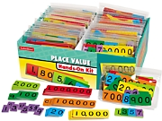 Place Value Hands-On Teaching Kit