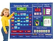 Calendar Math Activity Program