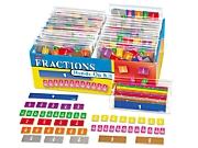 Fractions Hands-On Teaching Kit