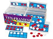 Ten-Frames Hands-On Teaching Kit