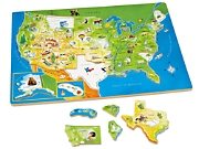 Us Map At Lakeshore Learning - Map of us puzzle