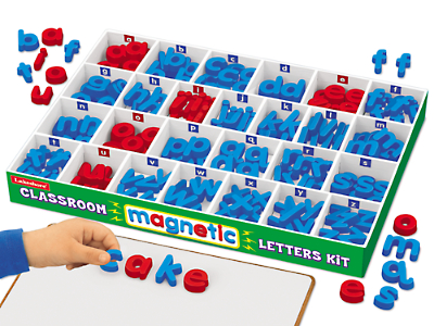 classroom magnetic letters kit at lakeshore learning