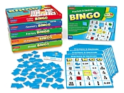 Math Bingo Library - Gr. 3-5