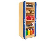 touch of color locking storage cabinets - Locking Storage Cabinet
