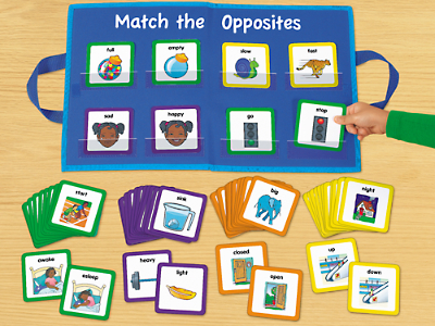 Opposites Ready-To-Go Learning Pack at Lakeshore Learning