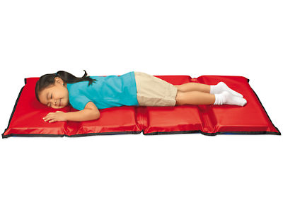Indestructible Folding Rest Mat at Lakeshore Learning