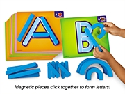 magnetic letter builders starter set