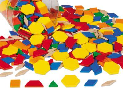 Pattern Blocks At Lakeshore Learning