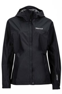 Wm's Minimalist Jacket, Black, medium