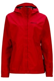 Wm's Minimalist Jacket, Persian Red, medium