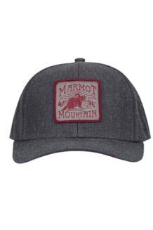 Poincenot Hat, Dark Charcoal Heather, medium