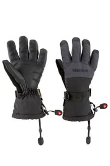 Granlibakken Glove, Slate Grey/Black, medium