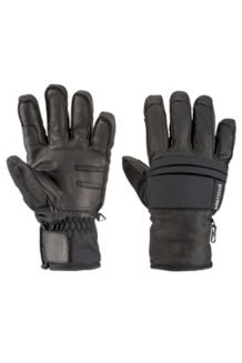 Zermatt Undercuff Glove, Black, medium