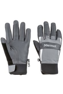 Spring Glove, Cinder/Slate Grey, medium