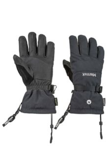 Randonnee Glove, Black, medium