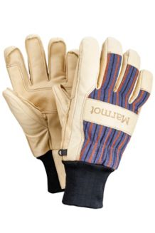Lifty Glove, Tan/Electric Blue, medium