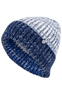 Wm's Amanda Hat, White/Arctic Navy, medium