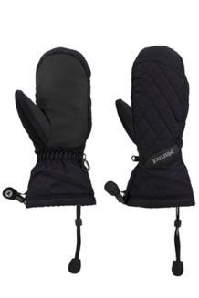 Wm's Moraine Mitt, Black, medium