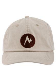 Mdot Twill Cap, Canvas/Bear, medium