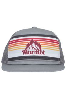 Marmot Roots Trucker, First Light Grey Storm, medium
