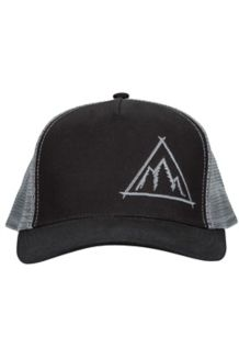 Marshall Trucker, Black, medium