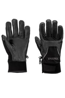 Spring Glove, Black/Slate Grey, medium