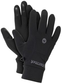 Power Stretch Glove, Black, medium