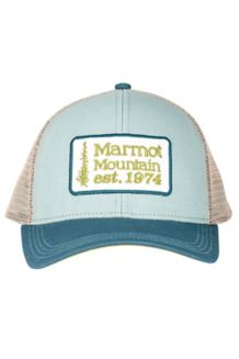 Retro Trucker Hat, Moon River, medium