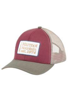 Retro Trucker Hat, Redwood, medium