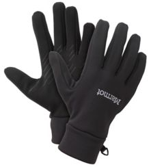 Connect Stretch Glove, Black, medium