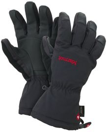 Chute Glove, Black, medium