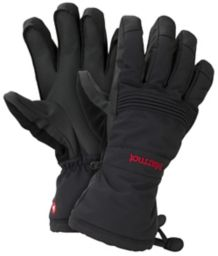 Vertical Descent Glove, Black, medium