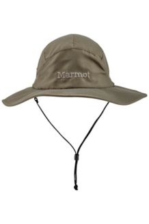 Simpson Sun Hat, Deep Olive/Cinder, medium