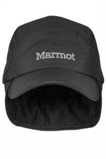 PreCip Insulated Baseball Cap, Black, medium