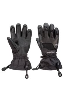 Exum Guide Glove, Black, medium