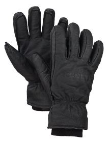 Basic Ski Glove, Black, medium