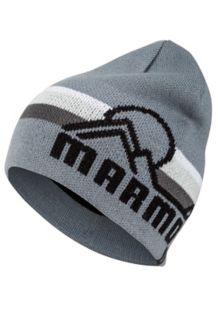 Reversible Retro Beanie, Grey Storm, medium